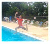 150/365. Fun day at the pool. #m4hp365 #ciuan365 #poolfun
