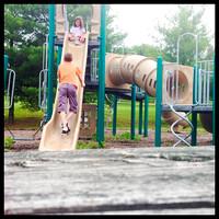 170/365. Park fun!  Let summer vacation begin. #m4hp365 #ciuan365 #summer #summerfun #playground