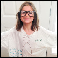 174/365. For VBS, Natalie dressed up as her favorite scientist (Ralph Baer - the father of the video game). #m4hp365 #ciuan365