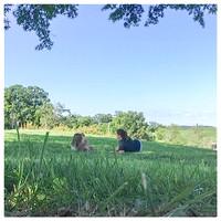 197/365. Relaxing in the shade. #m4hp365 #ciuan