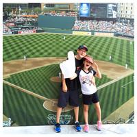 212/365. Fun night at the @baltimoreorioles game. #Orioles #birdland #m4hp365 #ciuan365