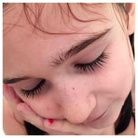 41/365. I wish I had her eyelashes. #Markel365 #familyfriends365 by markellifeinphotos