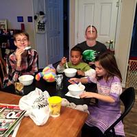 330/365. Thanksgiving dessert. #m4hp365 #ciuan365 #happythankgiving