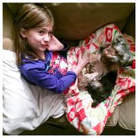 22/365. Cuddle time. #Markel365 #familyfriends365