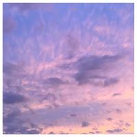 35/365. Pretty sunset tonight. #Markel365 #familyfriends365