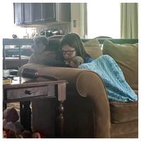 166/365. A girl & her dog. #Markel365 #familyfriends365