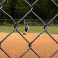 152/365. That's right girl, dig up that dirt. When really you should be paying attention to the game! #Markel365 #familyfriends365 by markellifeinphotos