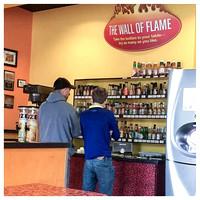 79/365. Hot sauce decisions. #Markel365 #familyfriends365 #caltort by markellifeinphotos