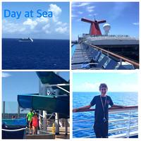 219/365.  Day at sea