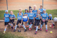 FCLL Blue Diamonds Softball