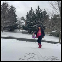 46/365. Natalie doing the snow dance. I keep telling her to stop but she won't. #Markel365 #familyfriends365 by markellifeinphotos